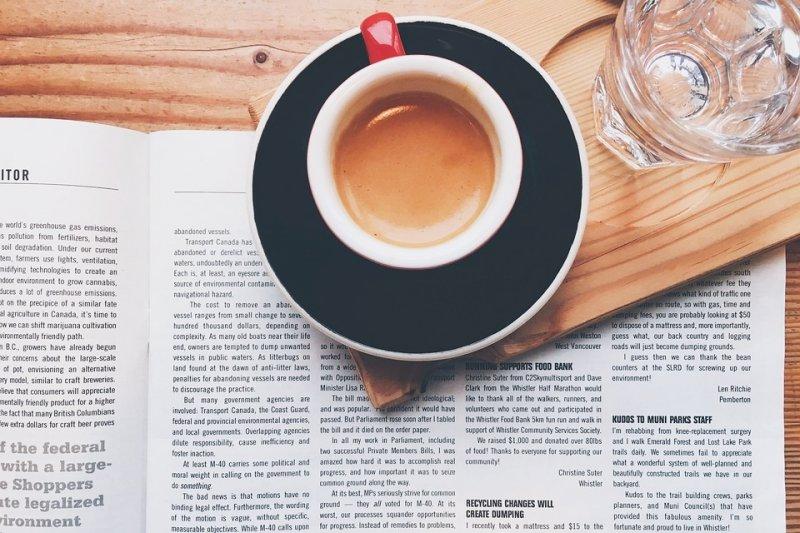 好的咖啡,是會喝醉的。(圖/Pexels@pixabay)