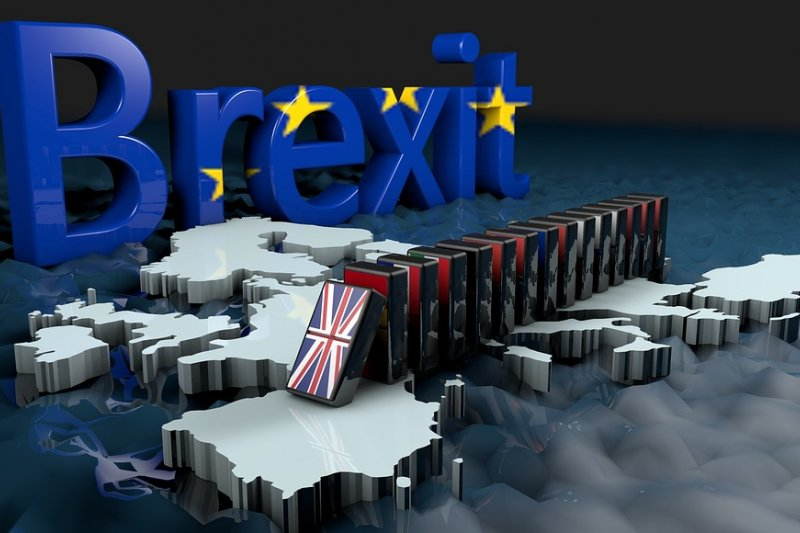 歐盟領袖擔憂,英國脫歐恐引起骨牌效應(取自Pixabay)