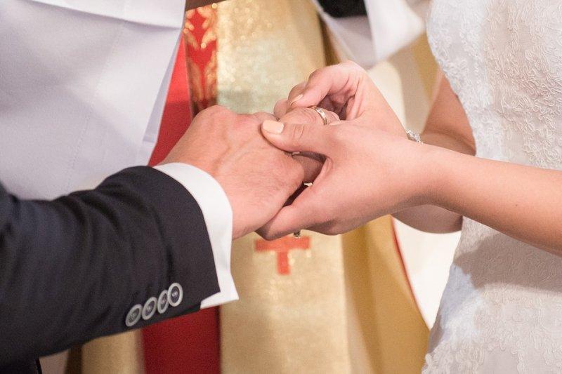 在區塊鏈上的婚姻,形式更為自由,每段婚姻期限也僅有42個月。(圖/Pixabay)