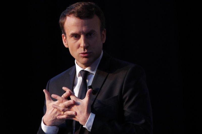 法國總統當選人馬克宏被俄羅斯小報指為精神病患與同性戀(AP)