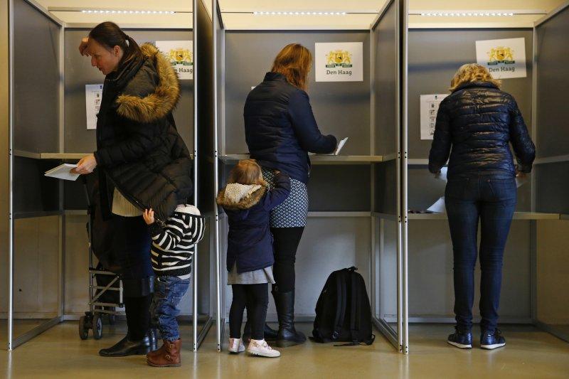 荷蘭國會大選正式開始投票(AP)