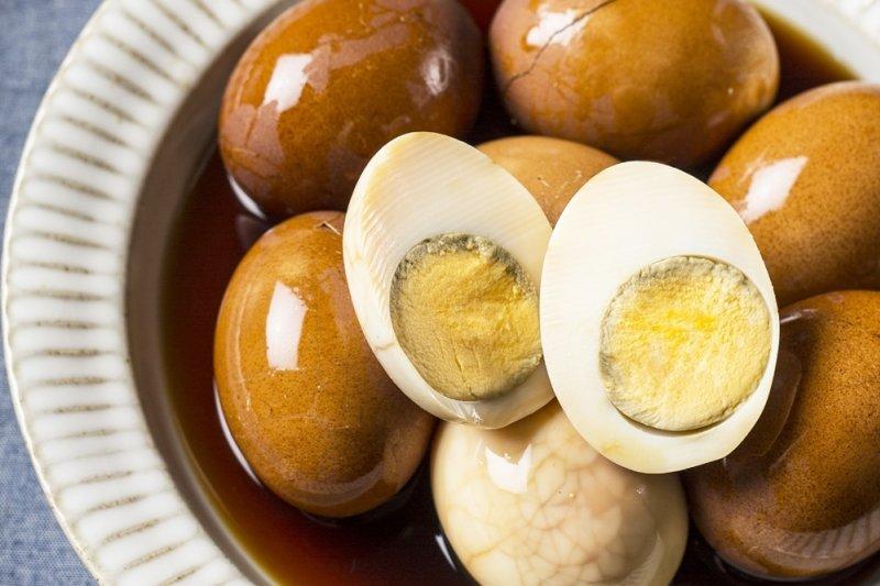 人人愛吃的茶葉蛋,學起來還可以去擺攤啊(圖/璞真奕睿攝影,野人文化提供)