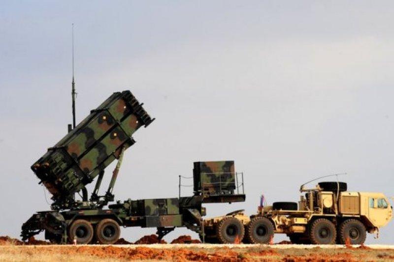 「愛國者」飛彈的攻擊目標一般是敵方戰機和彈道飛彈。(BBC中文網)