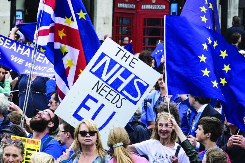 英國脫歐引發歐盟護士出走潮(翻攝網路)