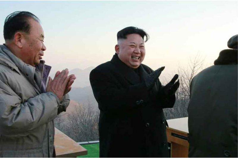 北韓領導人金正恩(翻攝網路)