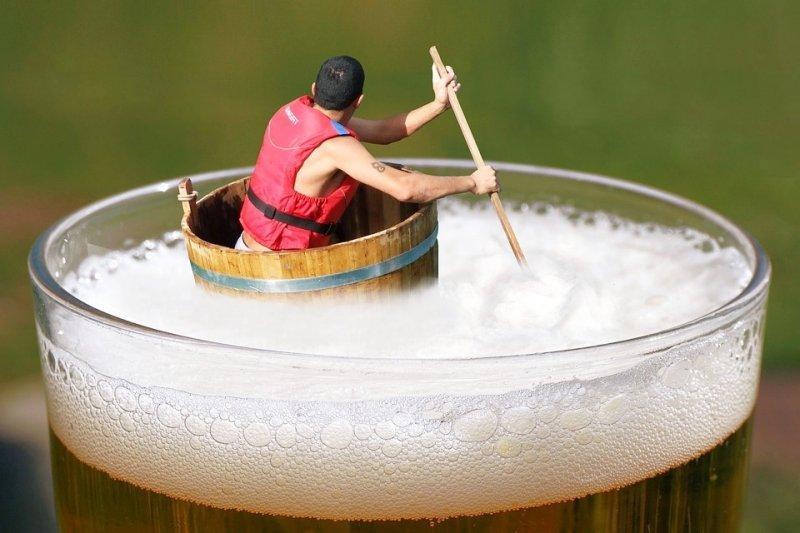 啤酒的泡沫,究竟是不是啤酒的一部分?(圖/DigiPD@pixabay)