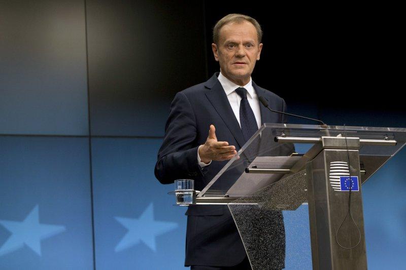 歐洲理事會主席圖斯克(AP)