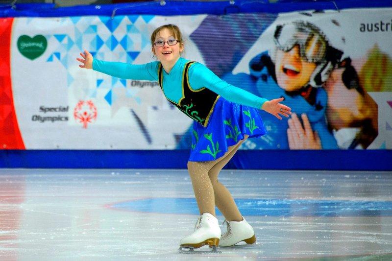 2017冬季特奧於奧地利舉辦。(圖/Special Olympics粉專)