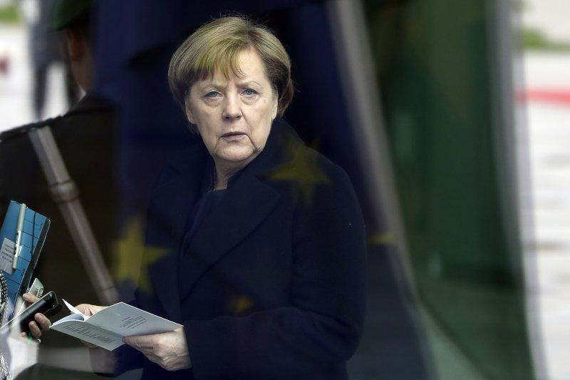 德國總理梅克爾(Angela Merkel)(AP)