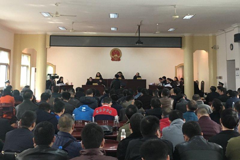 中國跨16省區市助考舞弊產業鏈,作弊入刑後首起大規模國家考試泄題案庭審直擊(新華社)