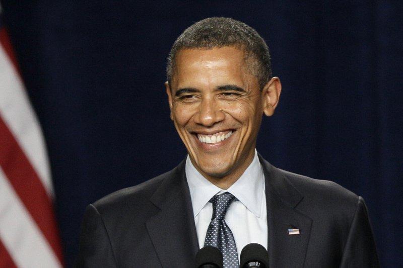 美國前總統歐巴馬23日捍衛任內重要政績「歐巴馬健保」(AP)