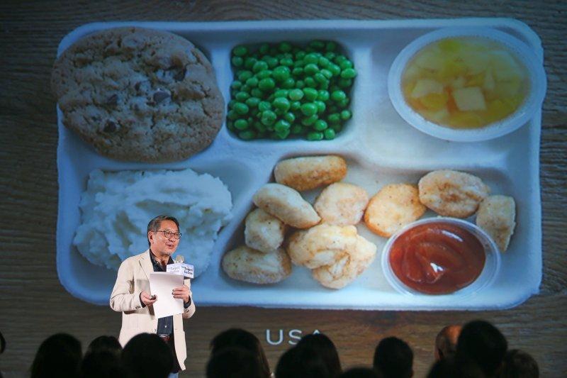 20170325台北沙龍-食物這麼多,為什麼我還餓?一個前線實踐者-忍足謙朗的現身說法.講 者:忍足謙朗  前聯合國世界糧食計畫署亞洲區主任 (陳明仁攝)