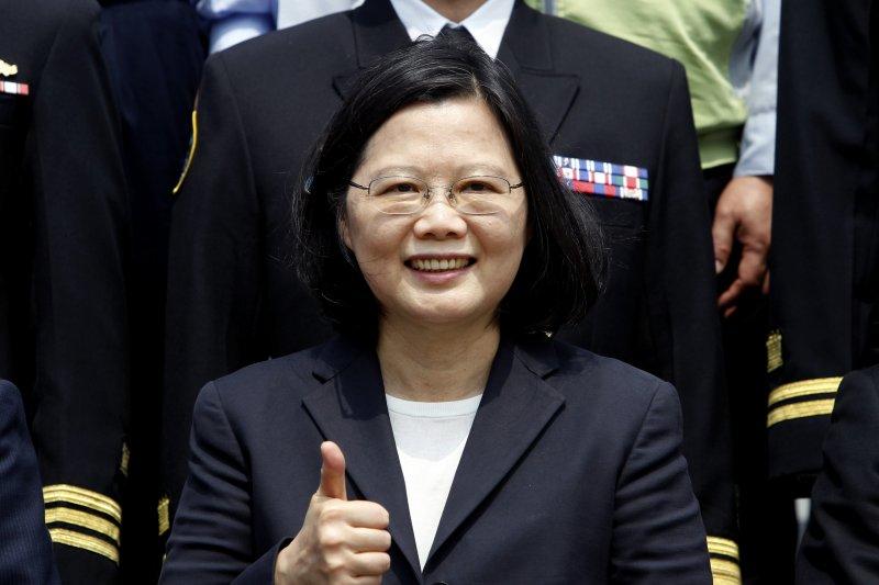 受到中國打壓,各界對我國今年能否援例獲邀出席世界衛生大會(WHA)不樂觀。據指出,總統蔡英文表示,美國「不見得能用我們期待的方式幫忙我們」。(資料照,AP)