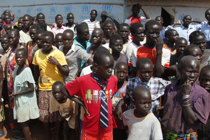 非洲國家南蘇丹自2011年獨立以來,就陷入戰亂、天災、饑荒不斷的絕境,政府軍及反叛軍撕裂國家,更到處強暴無辜女性平民,把女性當作戰爭報酬。(AP)