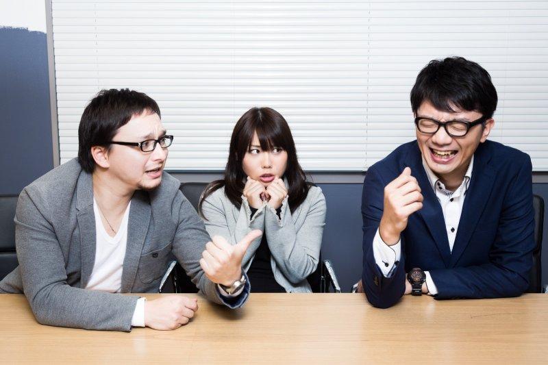 有意識地去瞭解跟你立場相左的人,你將會眼界大開。(圖/すしぱく@pakutaso)