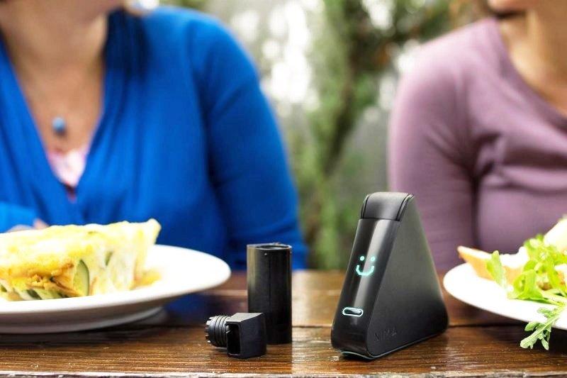 餐餐老是在外,無法隔絕過敏原嗎?讓NIMA幫你過濾吧!(圖/NIMA,數位時代提供)