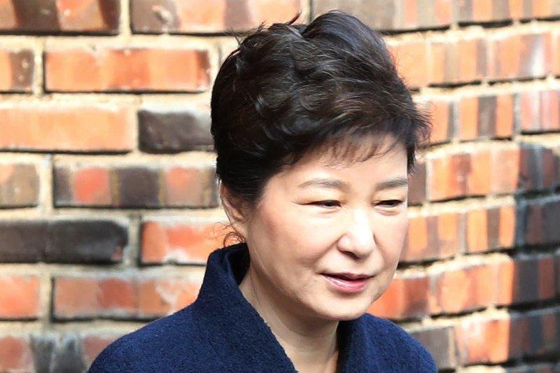 南韓前總統朴槿惠,面臨牢獄之災(AP)