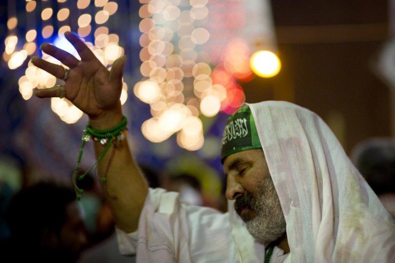 埃及的清真寺與穆斯林(AP)