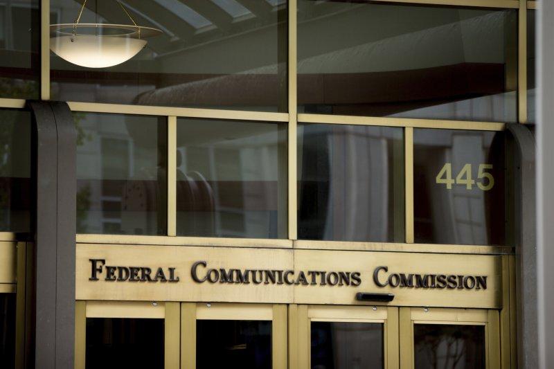 美國聯邦通訊委員會(FCC)。(美聯社)
