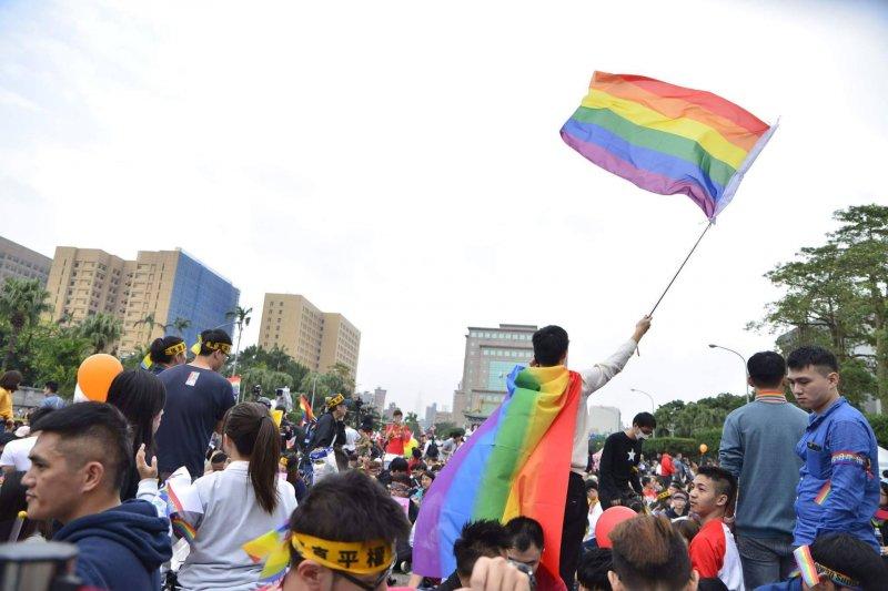 認識,是去除歧視的起點。(圖/婚姻平權大平台-相挺為平權,全民撐同志@facebook)