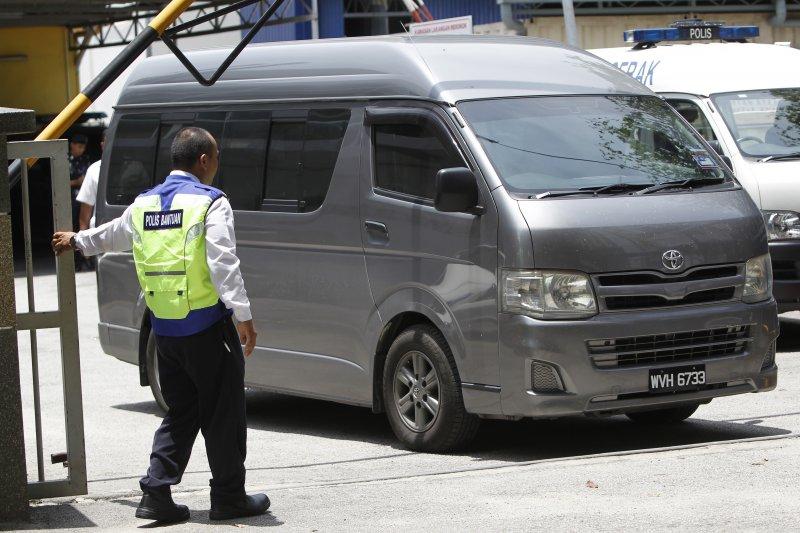 在馬來西亞遭刺殺的金正男踏上返家之路,遺體在30日晚間6時搭機前往中國北京(AP)