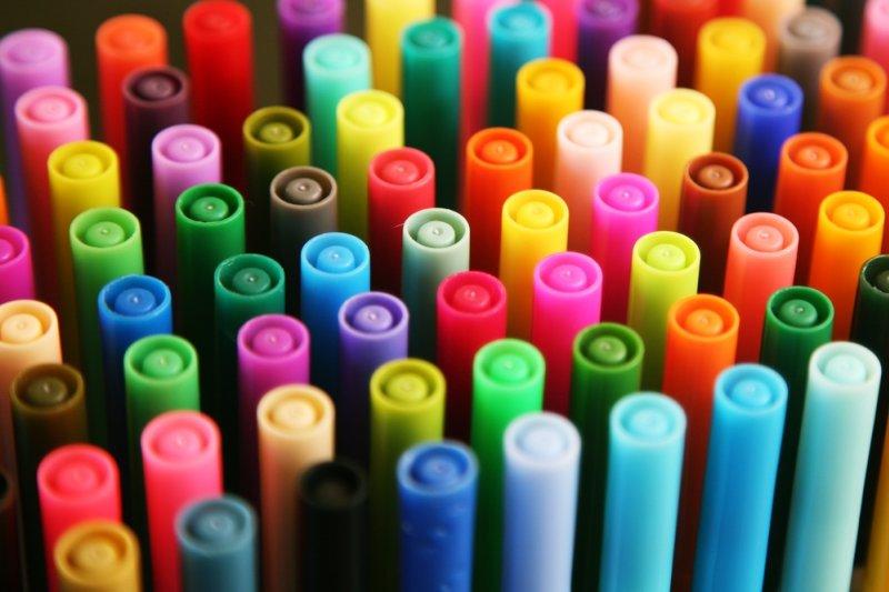 如果將對的顏色配在自己的性格上,絕對能幫助自己在各方面相輔相成(圖/Nicki Dugan Pogue@flickr)