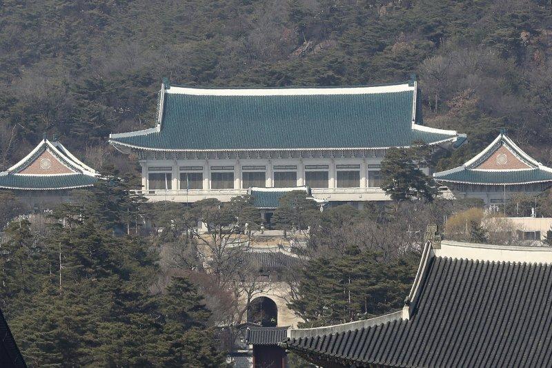 南韓總統府青瓦台(AP)