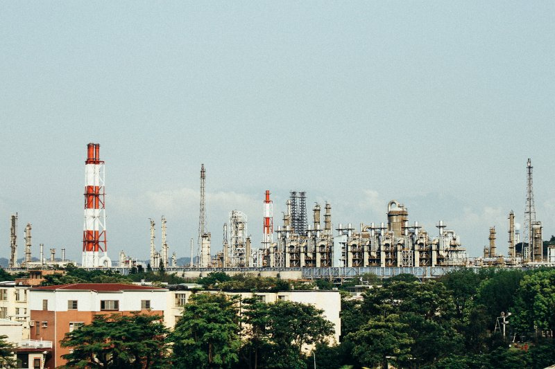 2017-04-02-中油位於高雄後勁的五輕煉油廠-陳威翰攝-flickr