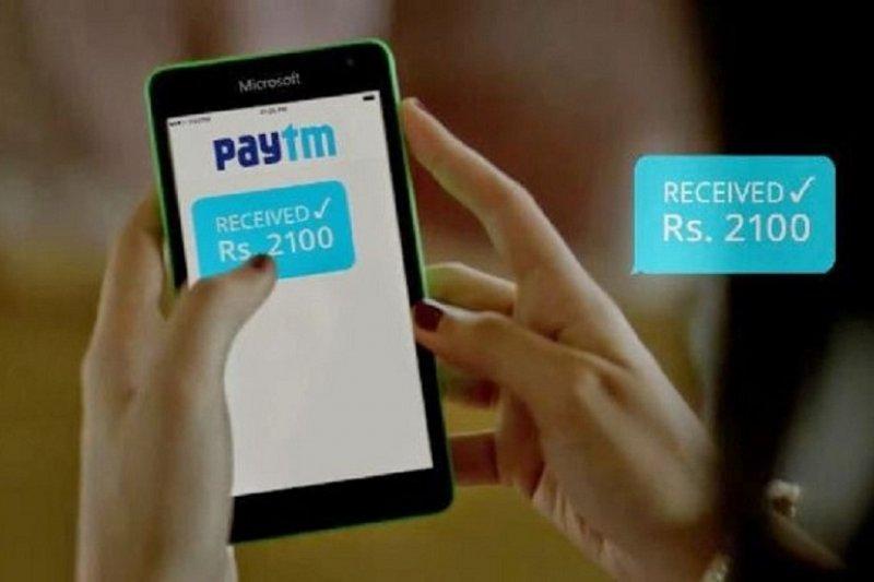 印度最流行的手機錢包Paytm。