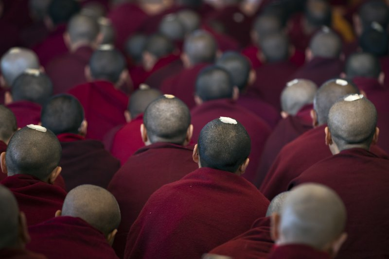 西藏喇嘛(AP)