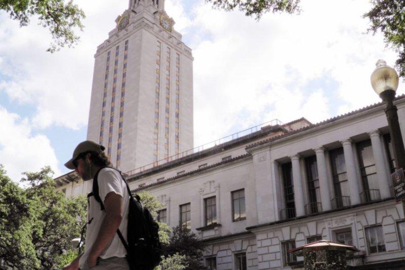 美國知名學府德州大學奧斯汀分校出現針對中國人的負面文宣(美國之音)