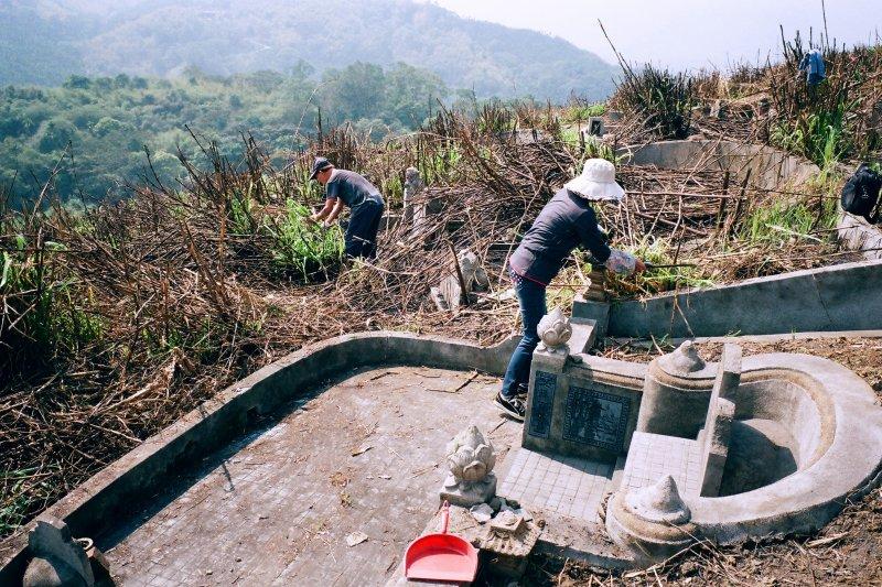 到夫家掃墓,並非女性的義務。(圖/Sai Mr.@flickr)
