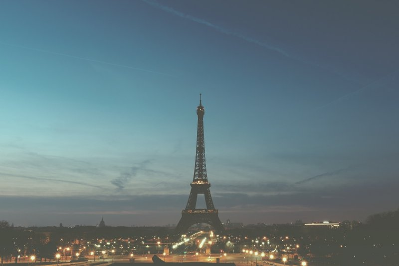 法國巴黎一直想取代倫敦的歐元清算霸主地位(取自Pixabay)