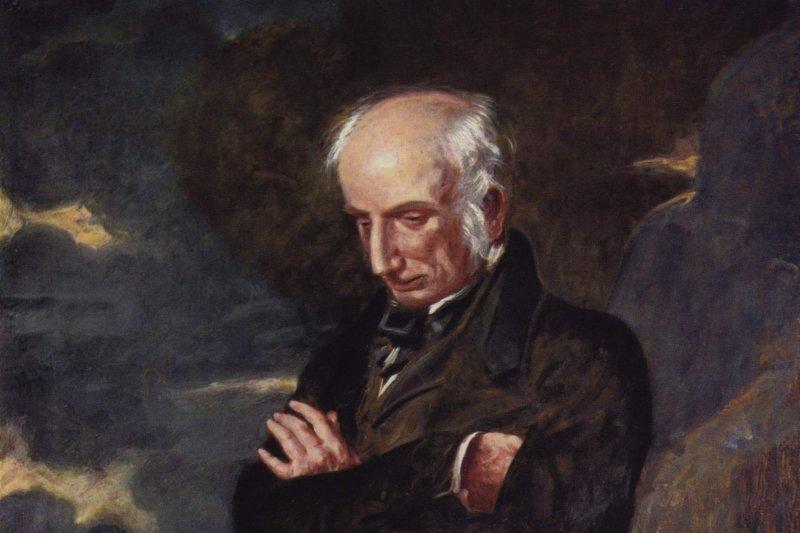 英國浪漫主義詩人華茲華斯(Wikipedia/Public Domain)
