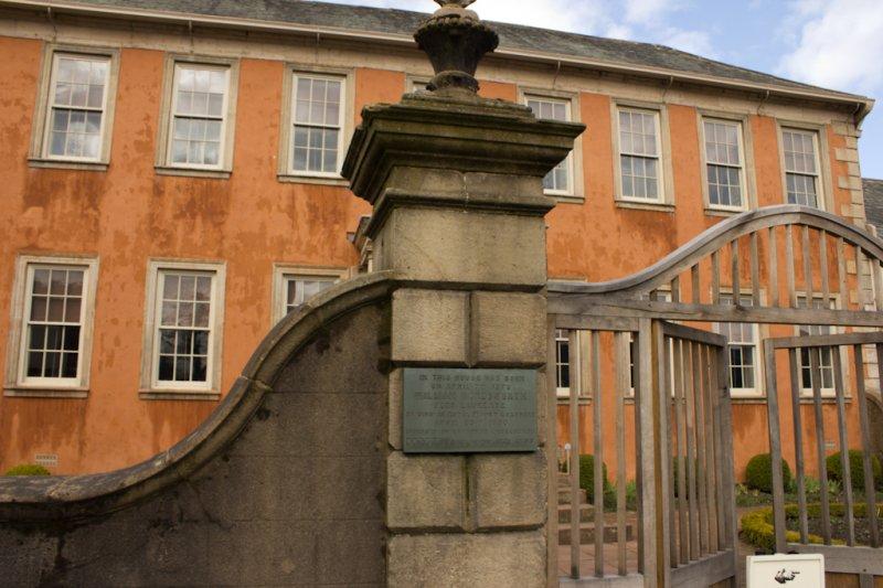 英國詩人華茲華斯(William Wordsworth)的故居(MarcusBritish@Wikipedia / CC BY-SA 3.0)