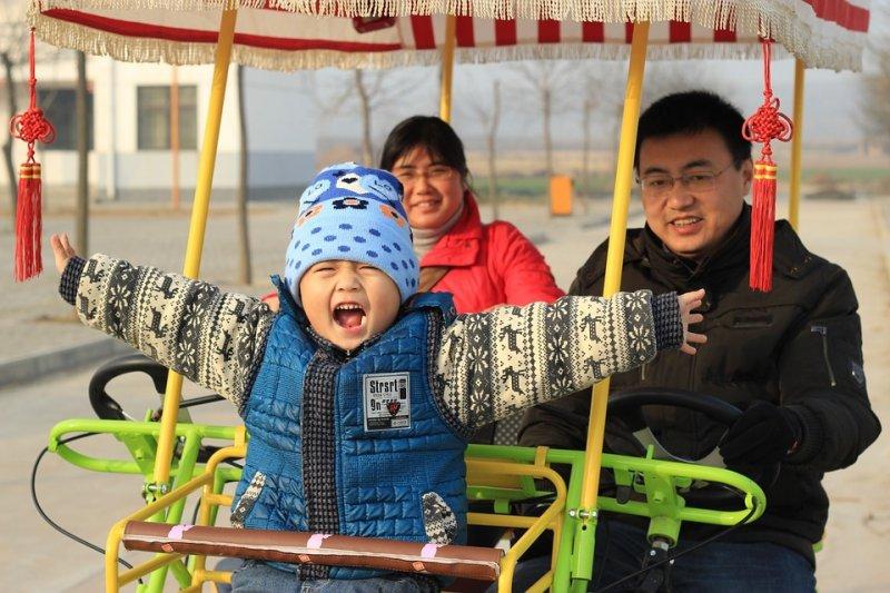 多數中國父母為兒女買房出錢出力,並視為對家庭未來的投資。(圖/True_Guowei@pixabay)
