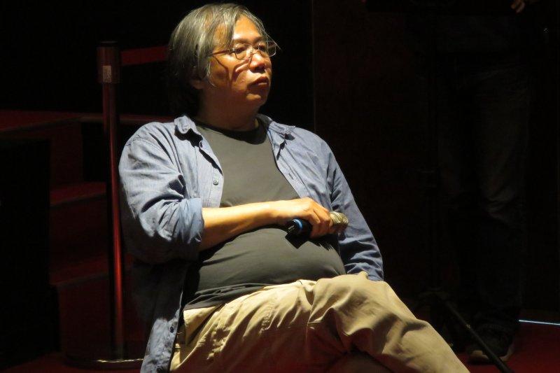 桃園城市紀錄片。吳乙峰導演擔任主持人,在每場紀錄片撥映後讓導演與觀眾們進行交流與分享。(「拍桃園Action Taoyuan!」提供)
