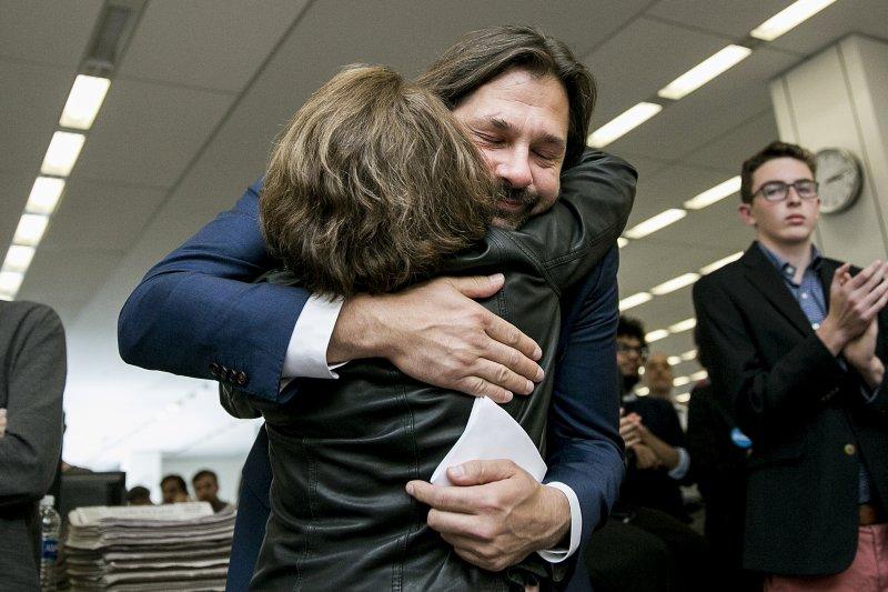 自由攝影師伯雷胡拉克與《紐約時報》合作拿下「即時新聞攝影獎」(AP)
