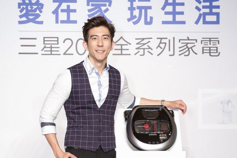 三星全系列家電融入實用的創新元素,為生活創造新的趣味,從此愛待在家、愛上做家事!(圖/Samsung提供)
