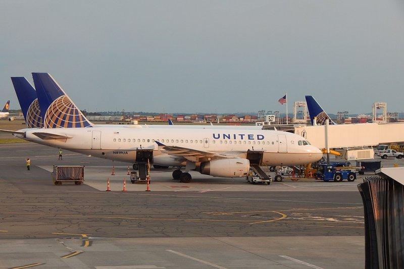 美國聯合航空近期頻頻出包(取自Pixabay)