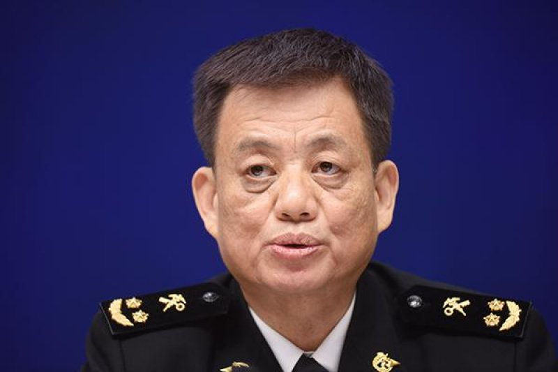 中國海關總署新聞發言人黃頌平(網路截圖)