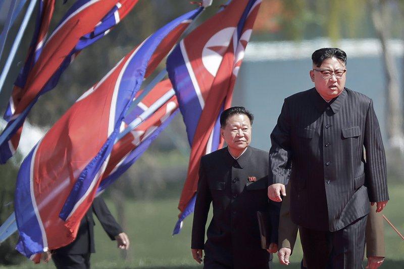 北韓將於15日慶祝「太陽節」,外界推測金正恩可能在這天下令6度核試爆(AP)