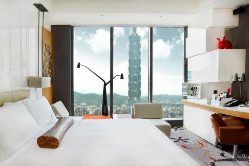 台北這幾家超舒適的飯店,你去過幾間?(圖/HotelsCombined提供)