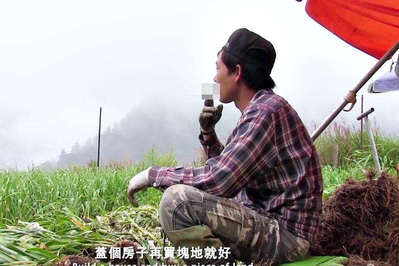 「即使有這麼多的不合理,不管在網路上,還是與同鄉移工的交談中,從沒聽他們表示過任何仇視台灣人的言論...」(圖/林楷博@youtube)