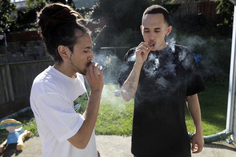 加拿大政府推出法案,要將娛樂用大麻合法化。(美聯社)