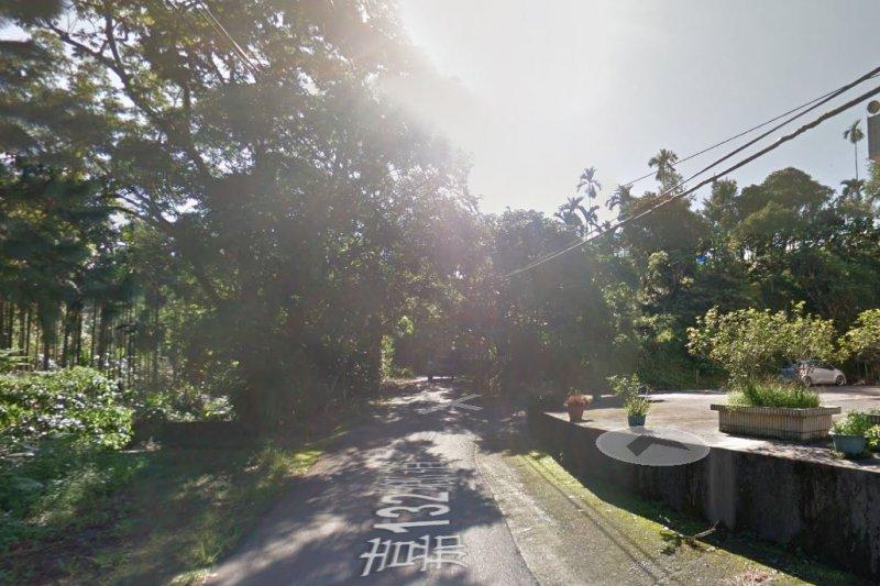 你知道嘉義大學社口林場,近年是很夯的賞螢秘境嗎?(圖/翻攝自google map 實景地圖)