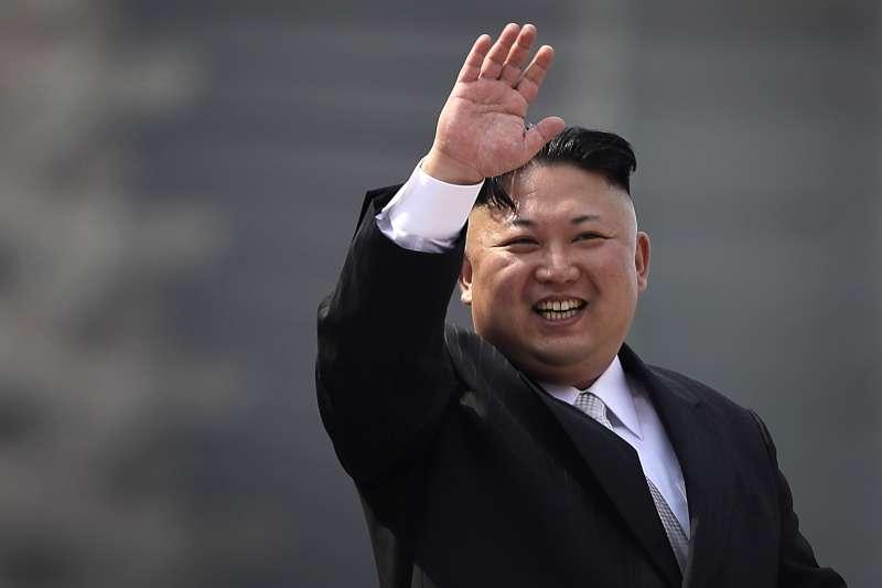 媒體報導,北韓最高領導人金正恩疑在26日密訪中國(AP)