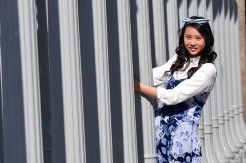 蕭靖彤出生於馬來西亞,5歲時隨家人移居美國。(BBC中文網)