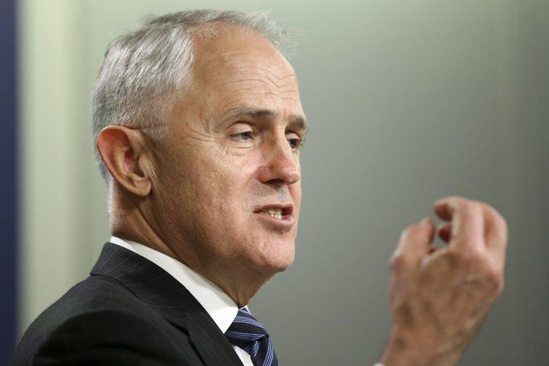 澳洲總理騰博(Malcolm Turnbull)(AP)