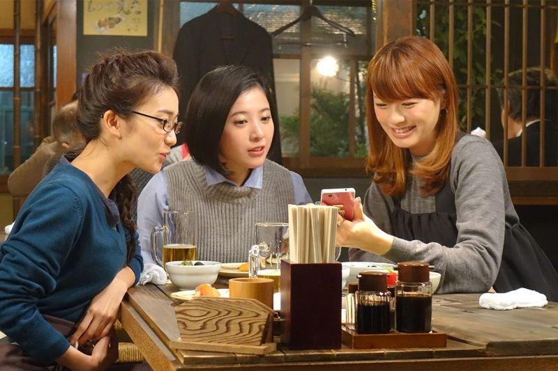 《東京白日夢女》一劇中充滿一針見血的台詞不只點醒了三位白日夢女,也給現代的女子一記當頭棒喝(圖/Marie Claire美麗佳人提供)
